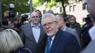 Rolf Harris leaves Southwark Crown Court