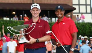 2018 Ryder Cup Justin Rose Tiger Woods