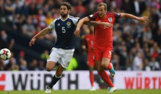 Uefa Nations League Scotland England