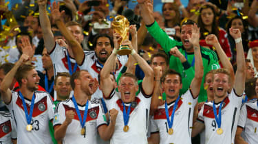 Germany 1 Argentina 0 2014 Fifa World Cup final