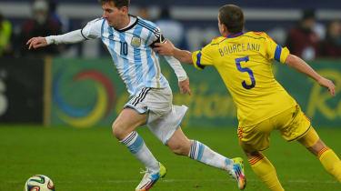 World Cup superstars, Messi
