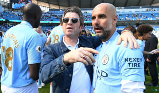 Noel Gallagher Man City Man Utd Liverpool
