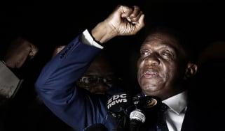 Emmerson Mnangagwa, the new President of Zimbabwe