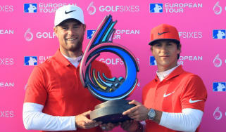 GolfSixes 2018 format tee times teams players European Tour golf