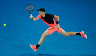 Kyle Edmund world ranking Australian Open tennis grand slam