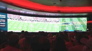Jacksonville Jaguars Sunday Night Lights viewing parties NFL Lola's Bar Hippodrome Casino London