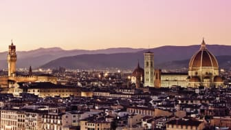 The Italian city of Florence